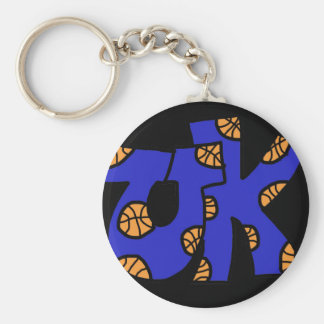 UK Basketball keychain