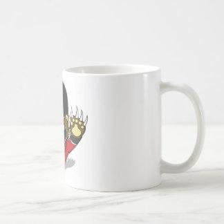 UK bear Coffee Mugs