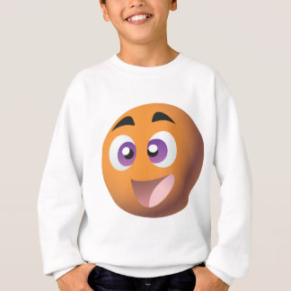 UK Bingo Promotions Smiley Mascot Clothing Sweatshirt