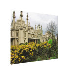 (UK) Brighton Pavillion Wrapped Canvas Stretched Canvas Print