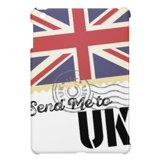 UK Britain Flag Life Send Me To Country iPad Mini Cases