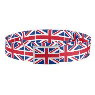 UK Britain Royal Union Jack Flag Belt