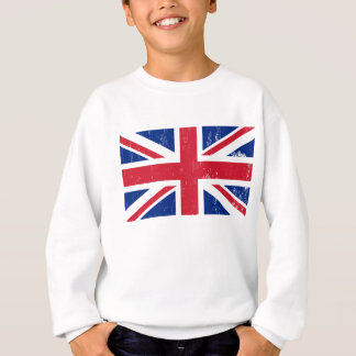 UK British Great Britain England English Flag Sweatshirt