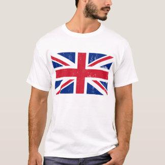 UK British Great Britain England English Flag T-Shirt
