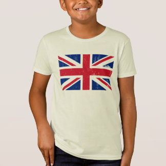 UK British Great Britain England English Flag T-Shirt