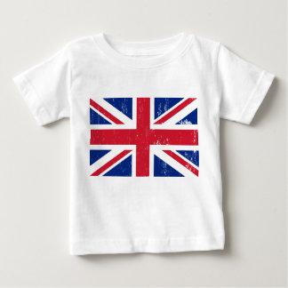 UK British Great Britain England English Flag Tshirt