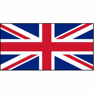 UK British Union Jack Flag Photo Cut Out