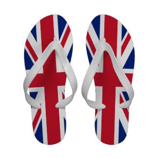 UK British Union Jack Flag Sandals