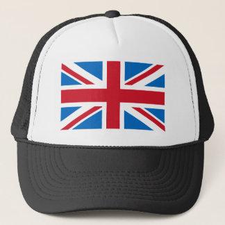 UK Cap - Union Jack with Scottish Blue
