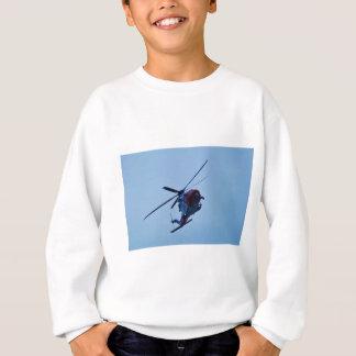 UK Coastguard helicopter. Sweatshirt