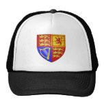 UK COAT OF ARMS HATS