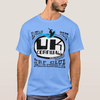 uk cornwall surf by rogers brothers T-Shirt