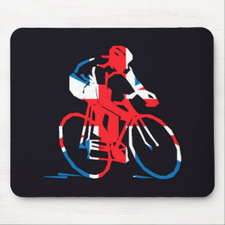 UK Cycling Mouse Mat