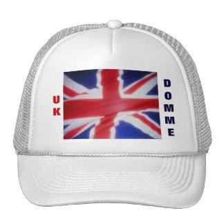 UK DOMME CAP