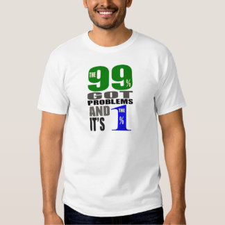 UK Election 2015 - 99% got problems.. T Shirt