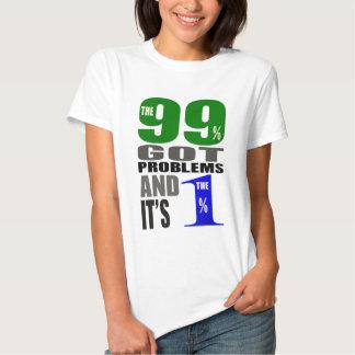 UK Election 2015 - 99% got problems.. T Shirt