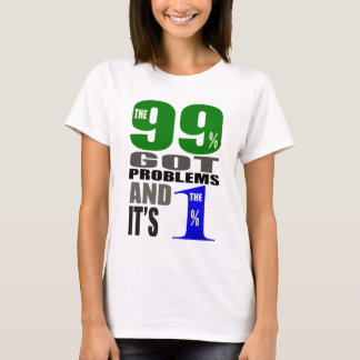 UK Election 2015 - 99% got problems.. T-Shirt