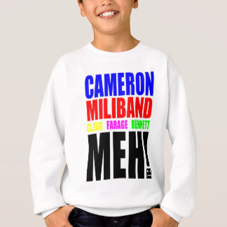 UK Election Choices Sweatshirt