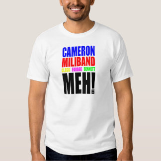 UK Election Choices Tees