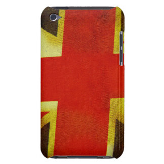 UK England Flag Case-Mate iPod Touch Case