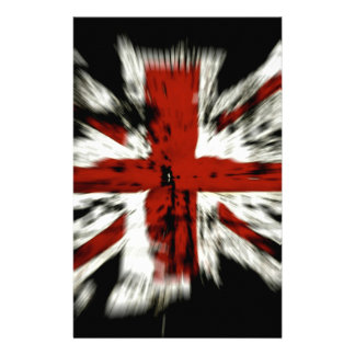 UK England Flag Custom Flyer
