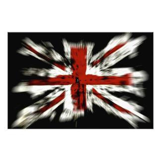 UK England Flag Photograph