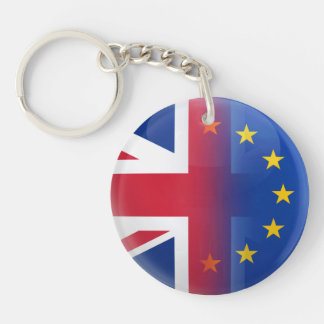 UK – EU membership referendum 2016 Key Ring