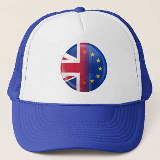 UK – EU membership referendum 2016 Trucker Hat