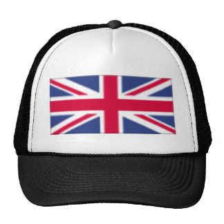 Uk Flag Cap