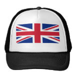 UK flag - cap Mesh Hat