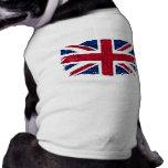 UK FLAG DOGGIE TEE