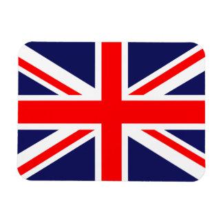 UK Flag Rectangular Photo Magnet