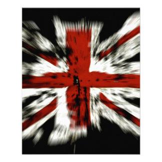 UK Flag Flyer