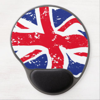 UK Flag Gel Mouse Pad