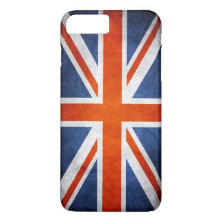 uk flag iPhone 8 plus/7 plus case