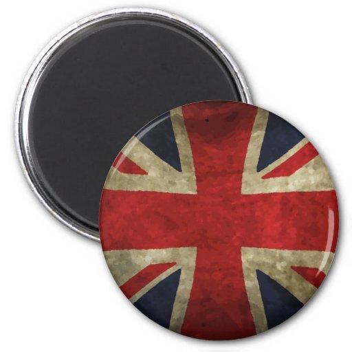Uk Flag Fridge Magnets