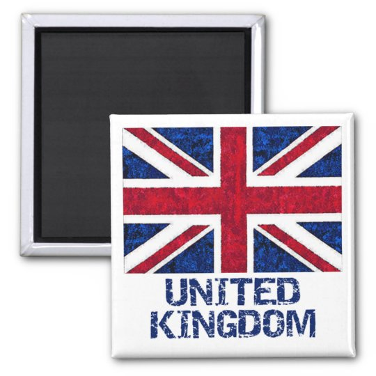 UK FLAG MAGNET