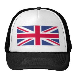 Uk Flag Mesh Hat