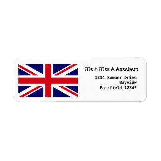UK flag patriot