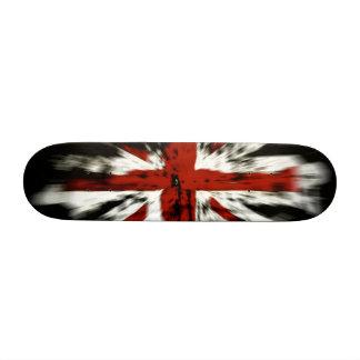 UK Flag Skateboard Decks