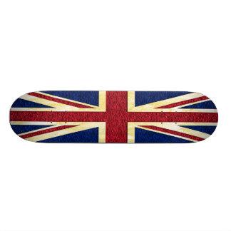 Uk flag - Skateboard