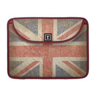 UK Flag Sleeve For MacBook Pro