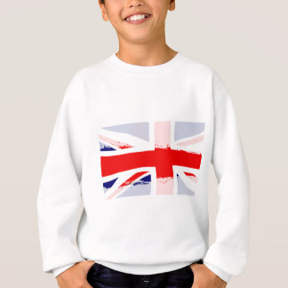 UK Flag Splash Sweatshirt