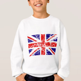 UK Flag Sweatshirt