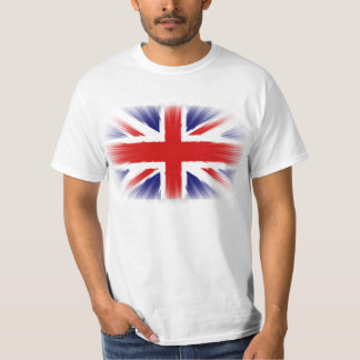 UK Flag The Union Jack T-Shirt