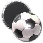 UK Football Ball Refrigerator Magnets