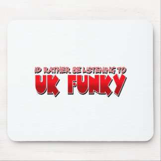 UK FUNKY MOUSE PAD