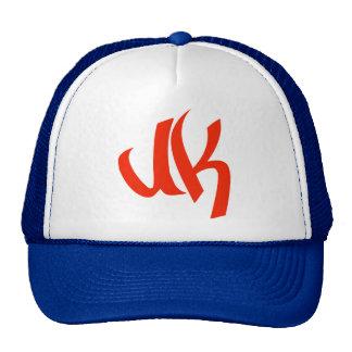 UK TRUCKER HATS