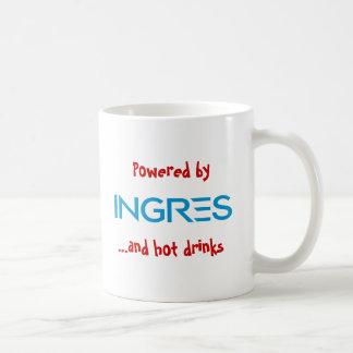 UK IUA Powered by... Basic White Mug