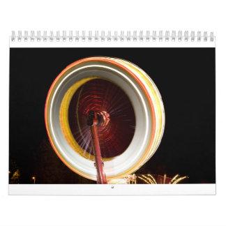 UK Landscapes Calendar